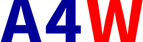 A4W logo-2 sfondo trasp